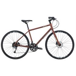 URBAN XPRESS DISC MATTE DIRTY ORANGE XL/23
