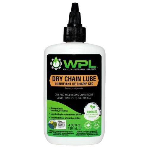 WPL DRY CHAIN LUBE 120 ML
