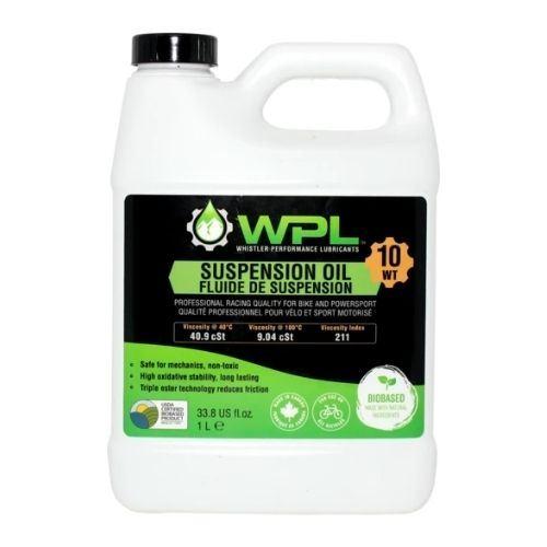 WPL 10wt SUSPENSION OIL 1L 6 PACK