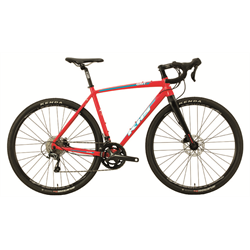 GRAVEL GRIT 330 RED S/52cm