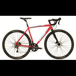 GRAVEL GRIT 330 RED L/58cm