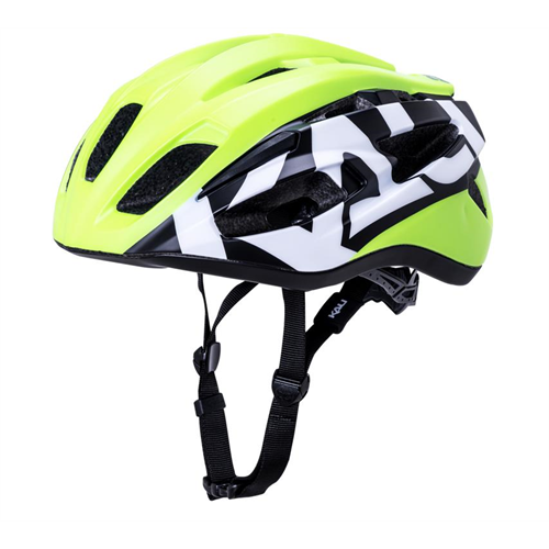 THERAPY CENTURY MAT FLUO YLW/BLK  S/M 19