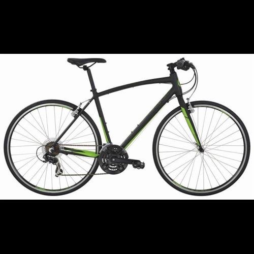EXCEED 10 16116 MATTE BLACK/GREEN L