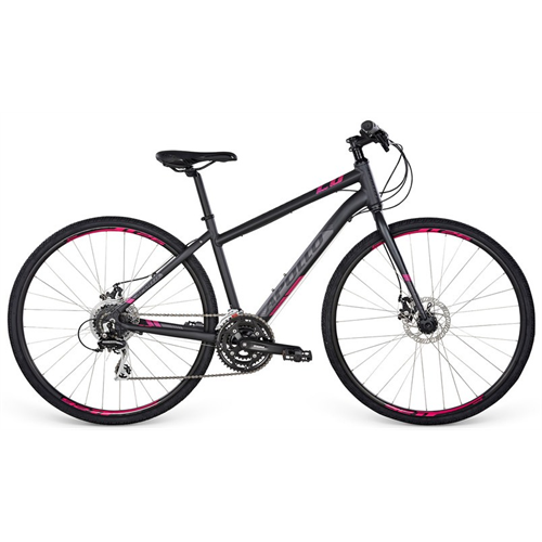 TRACE 20 WS 17046 MT BLACK/CHARCOAL/PINK M